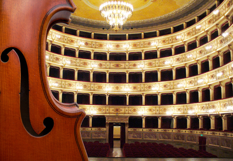 "XIX International Violin Competition ""Andrea Postacchini"" Le Marche 