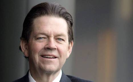 Arthur Laffer: still ahead of the curve, the man with a simple tax plan | ESRC press coverage | Scoop.it