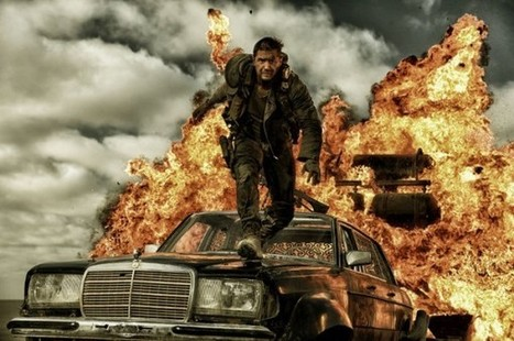 Mad Max: Fury Road - Legacy Trailer • Blazing Minds | Vue Rhyl Film Reviewer Film Reviews | Scoop.it