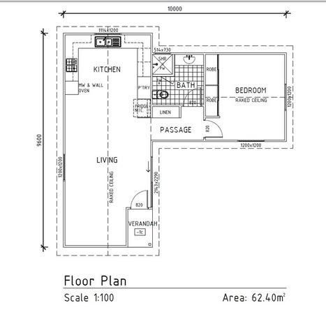 Corner Unit (1 Bed Unit) - Classic Granny Flats | classicgranny | Scoop.it