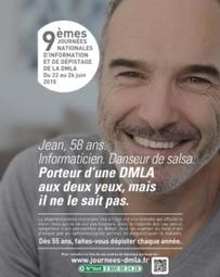 DMLA: Plus de 55 ans? Vous l'avez peut-être mais ne le savez pas | Ophtalmologie | Scoop.it