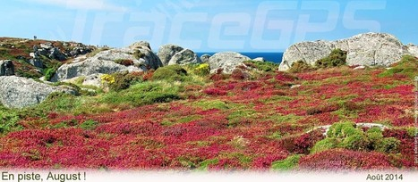En piste, August ! | Randonnees GPS | Scoop.it