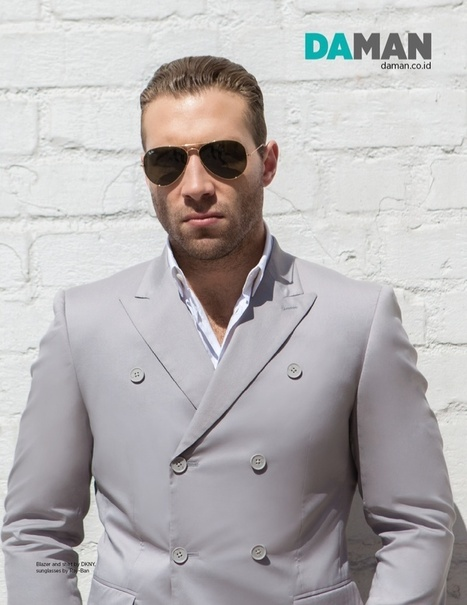 Jai Courtney Covers Da Man, Talks Divergent + Action Movies | THEHUNKFORM.COM NEWS SCOOP.IT | Scoop.it