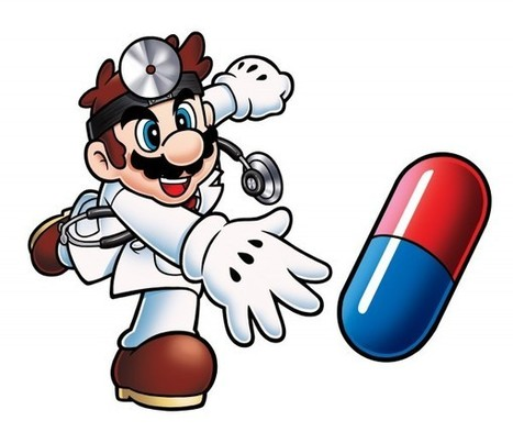 Nintendo : bientôt des produits pour prendre soin de votre santé | E Marketing : Innovation des marques | Scoop.it