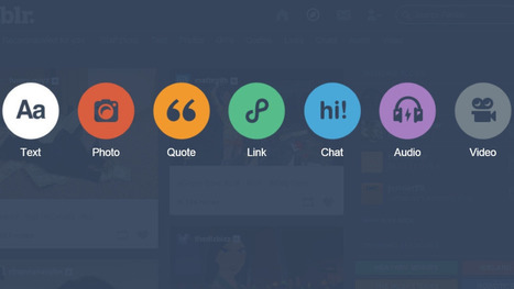 A brief guide to Tumblr's new tools and interface | Auto Marketing | Scoop.it