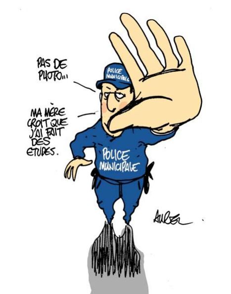 Abus de pouvoir de la Police Municipale ! | Toulouse La Ville Rose | Scoop.it