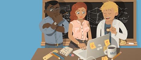 Studyka, la plateforme de crowdsourcing étudiant dénicheuse de talents | Paris Incubateurs | Formation et enseignement | Scoop.it