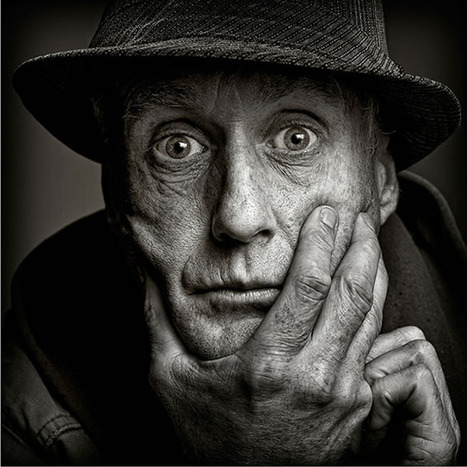 Stunning Black and White Portrait Photography | Web Design Inspiration | Achromatopsia | Scoop.it