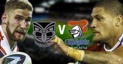 Knights vs Warriors NRL Live Stream Online | Watch live sports stream | Scoop.it