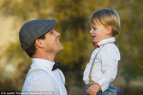People are genetically more like their fathers than their mothers | Parenting ain't easy! | Scoop.it
