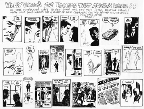 Wally Wood's 22 Panels That Always Work | Curriculum Resources | Scoop.it