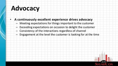 In Customer Experience, Consistency is the New Delight | New Customer - Passenger Experience | Scoop.it