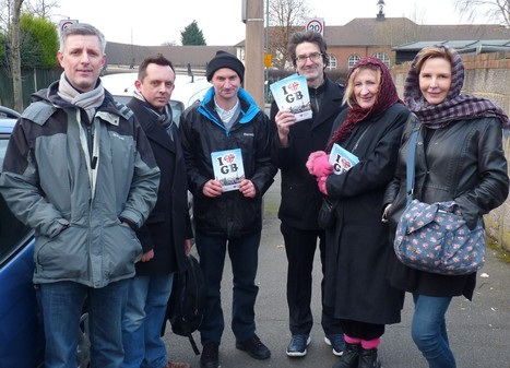 Bexley BNP Day of Action, Saturday January 12   The Indigenous Uprising of the British Isles   Scoop.it