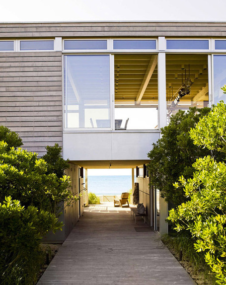 Energy Efficient Surfside Residence by Stelle Architects | sustainable architecture | Scoop.it