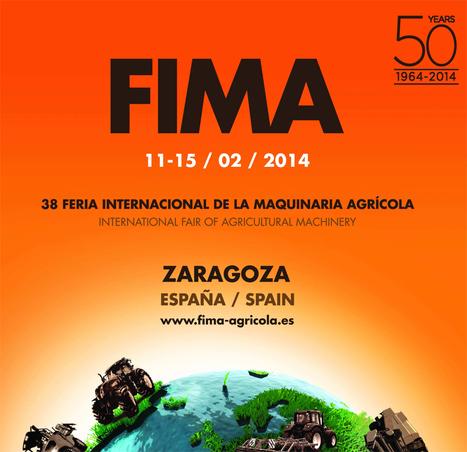 Feria internacional de la maquinaria agrícola - FIMA 2014, en marcha | Sector hortofrutícola | Scoop.it