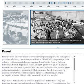 Vestibular, 100 anos - Vida & - Estadao.com.br | Tecnologia e Inovação na Educação | Scoop.it