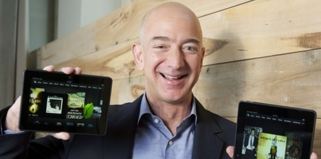 L'offensive d'Amazon dans la télévision en streaming | New Technology | Scoop.it