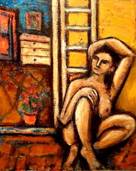 Nick Ghafari | Painter | les Artistes du Web | Scoop.it