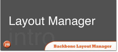 10 Backbone.js and jQuery Useful Plugins/Articles | jQuery4u | Next Web App | Scoop.it