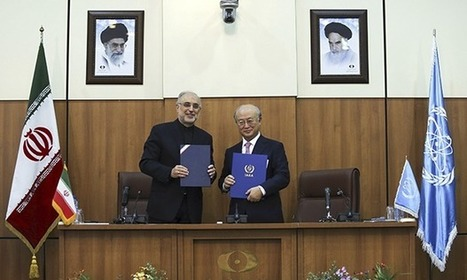 Iran allows inspectors to visit two key nuclear sites | Business News - Worldwide | Scoop.it