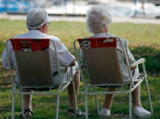 Who's Afraid of Growing Old? Not Boomers - Fox Business | It's a boomers world! | Scoop.it