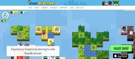 Code Kingdoms, una web y app para que los niños aprendan a programar jugando | Recull diari | Scoop.it