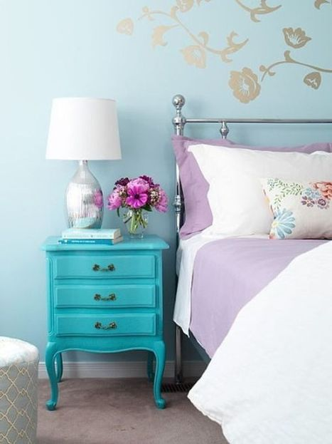 10 Fresh Summer Bedroom Ideas To Steal - Home Decorating Trends | Interior Design | Scoop.it