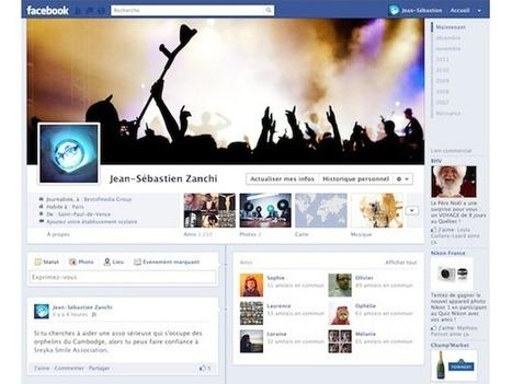Facebook Timeline : 10 conseils pour protéger son Journal | actualité d'internet | Scoop.it