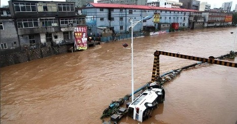 16 million homeless 42 dead, 74 missing after severe #floods hit northern #China #Henan #Hunan #climate | Messenger for mother Earth | Scoop.it