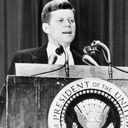 John F. Kennedy's Prophetic Rebuke of Tea Party Politics | Daily Crew | Scoop.it