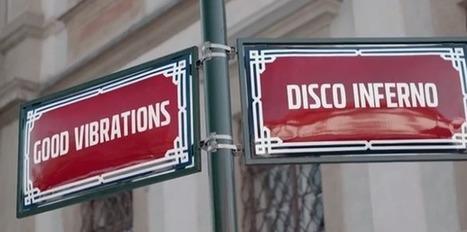 Toyota transforme les noms des rues de Prague en une playlist | streetmarketing | Scoop.it