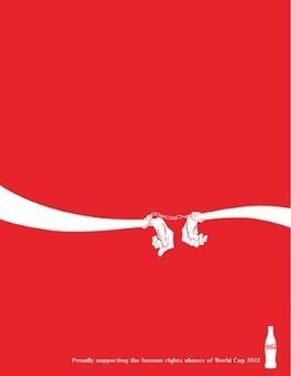 Anti-logos en contra del Mundial Qatar 2022 se hacen virales por Internet | Tu Parada Digital | Activismo en la RED | Scoop.it