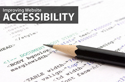 Web accessibility standards for disabled people - Web Design Talks | Web Development | Scoop.it