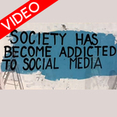 Are We Too Addicted to Social Media? [VIDEO] | social media effects teens emotions | Scoop.it