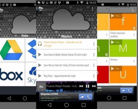 Android: Reproducir de Música desde Dropbox o Google Drive | PCWebtips.com | Aplicaciones móviles: Android, IOS y otros.... | Scoop.it