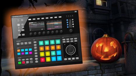 Maschine Studio + Maschine 2.0 Now Available | DJing | Scoop.it