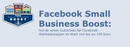 "Facebook Small Business Boost: ""KMU lasst Euch umarmen""   Lokale Suche News   Scoop.it"