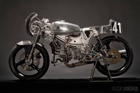 Kreidler RMC | Cafe Racers | Scoop.it