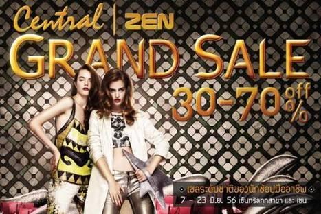 Central Grand Sale | ข่าวตลาด-เศรษฐกิจ | Scoop.it
