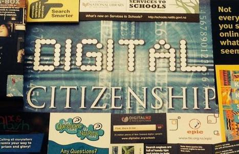 Digital Citizenship | Services to Schools | Libraries and Learning | Scoop.it