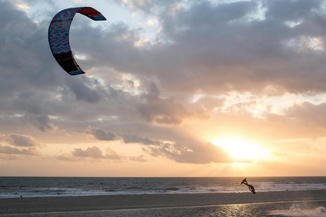 From designing kiteboards to changing the world | Human and Technology | Scoop.it