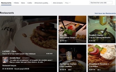 Facebook lance son nouvel annuaire local - #Arobasenet | Recherche locale | Scoop.it