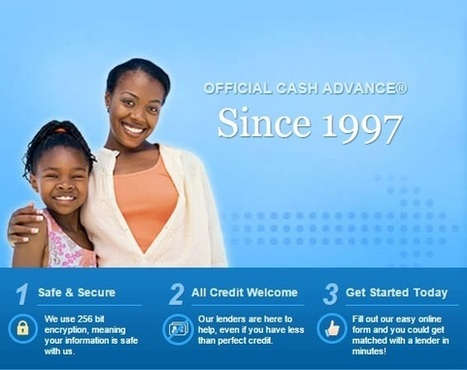 Best Payday Loans - Options For Cash Advance - Work Money Fun   Lifestyle Blog   Scoop.it