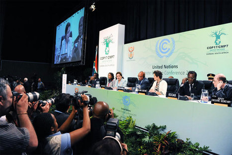 Ban welcomes climate change deal reached at UN conference in Durban | The Great Transition | Scoop.it