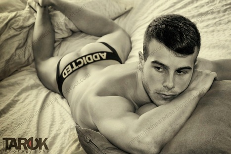 Allen King by Tarek Del Moreno - JIMI PARADISE™ | QUEERWORLD! | Scoop.it