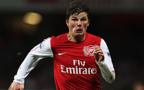 Arsenal midfielder Andrei Arshavin could retire at the end of the season at the age of 32 - Telegraph | ArsenalFootballClub | Scoop.it