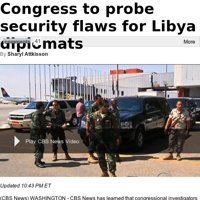 34 highly-trained security personnel moved out over a six month period from Libya | War Against Islam | Scoop.it