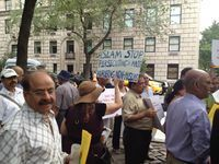 "Indian Hindu Rally against Jihad at Consulate: ""Save India from Islam"" - Atlas Shrugs 