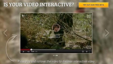 The Mad Video, añadiendo información de interés a nuestros videos | Cajón de sastre Web 2.0 | Scoop.it