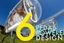 Top 6 Sensational Pedal-Powered Designs | Sustainable Futures | Scoop.it
